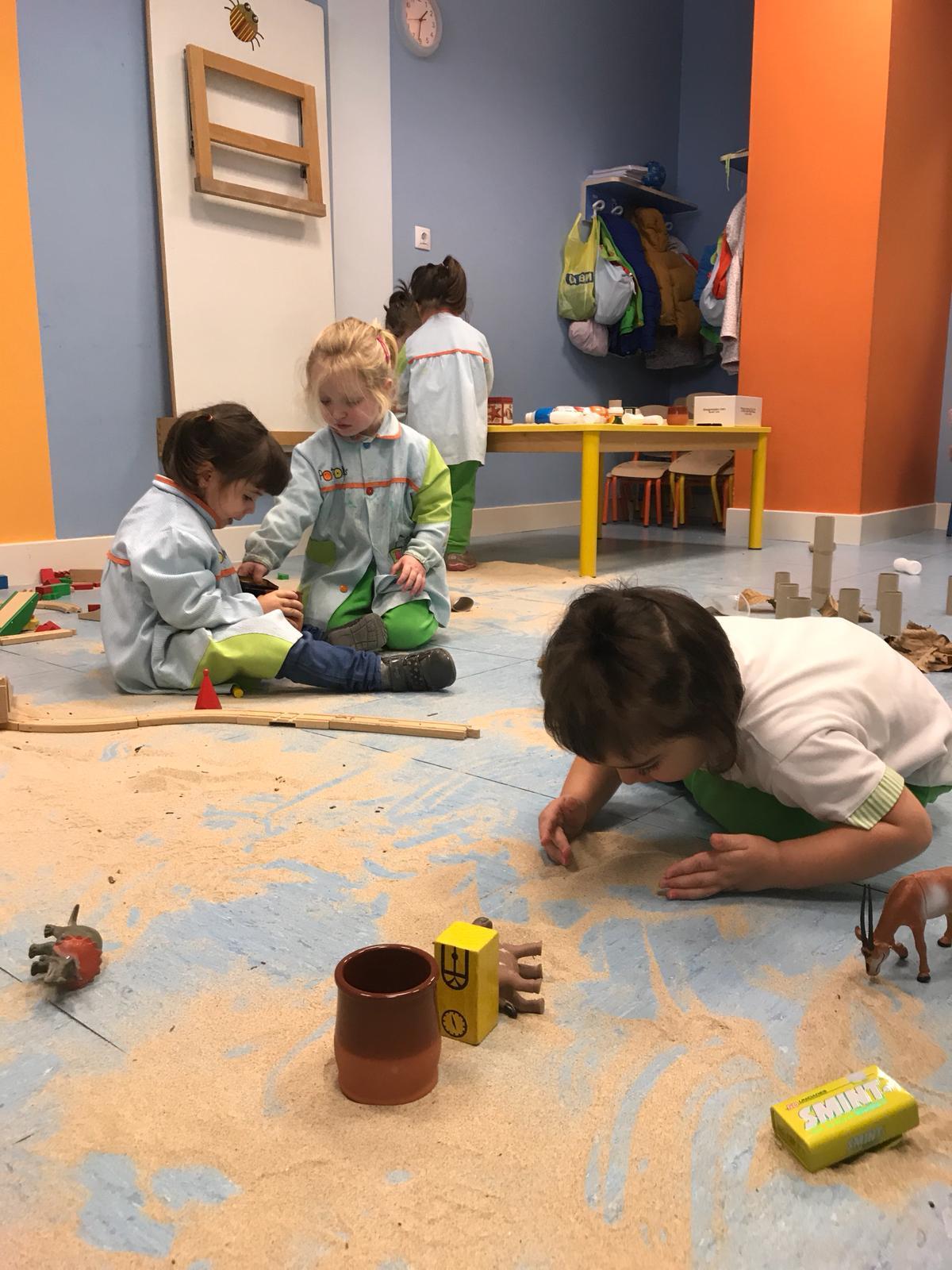 Potxolines, Escuela Infantil en Bilbao