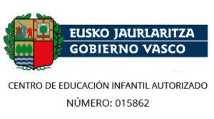 Centro autorizado por el Gobierno Vasco