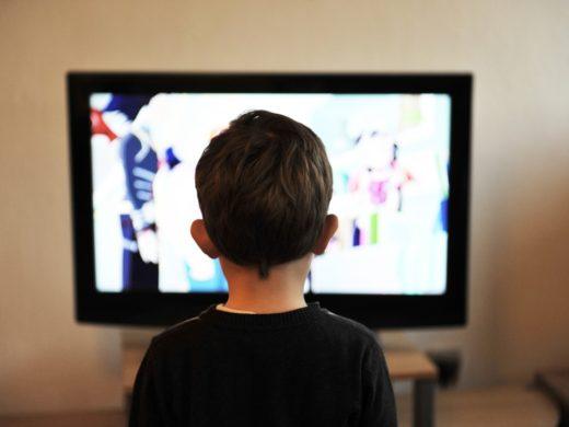 El problema de la TV con los niños